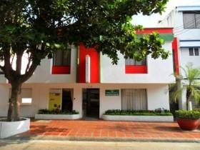Hotel Nashama Fachada